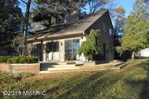 Property for sale at 1726 N Shore Drive, Mears,  MI 49436