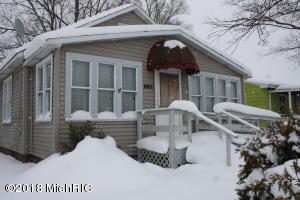 Property for sale at 3232 Glade Street, Muskegon Heights,  MI 49444