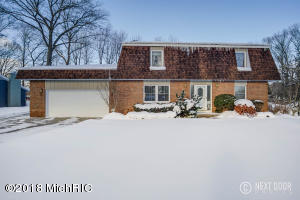 Property for sale at 1268 Edinborough Drive, Norton Shores,  MI 49441