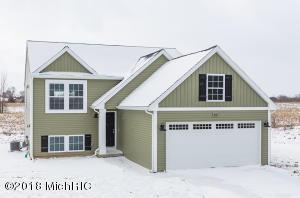 Property for sale at 628 Misty Ridge Drive, Middleville,  MI 49333