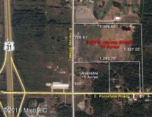 Property for sale at 6420 S Harvey, Fruitport,  MI 49415