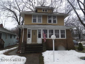 Property for sale at 913 Ada Avenue, Muskegon,  MI 49442