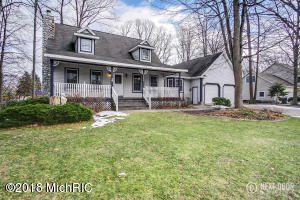 Property for sale at 6640 W North Point Drive, Fruitport,  MI 49415