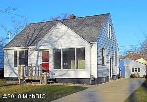 Property for sale at 2664 Bellevue Road, Muskegon,  MI 49441