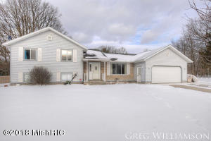 Property for sale at 3643 W Fuller Drive, Muskegon,  MI 49444