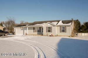 Property for sale at 1014 Allen Court, Plainwell,  MI 49080