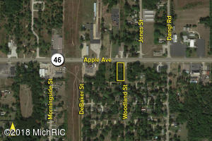 Property for sale at V/L E Apple Avenue, Muskegon,  MI 49442
