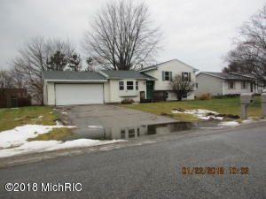 Property for sale at 332 Kimberly Street, Galesburg,  MI 49053