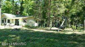 Property for sale at 2928 Wolf Lake Drive, Baldwin,  MI 49304