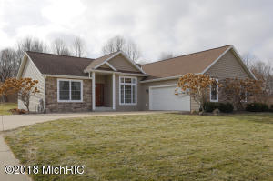 Property for sale at 7525 Stoney Woods Drive, Otsego,  MI 49078