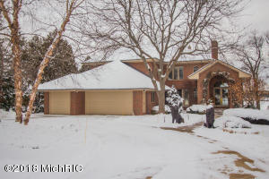 Property for sale at 2601 Frederick Drive, East Grand Rapids,  MI 49506