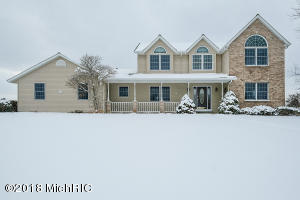 Property for sale at 330 Hyder Circle Drive, Plainwell,  MI 49080