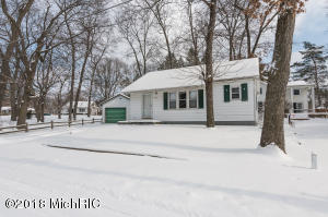 Property for sale at 1477 Burlington Drive, Hickory Corners,  MI 49060