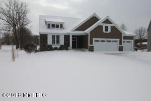 Property for sale at 1560 Marksbury Court, Byron Center,  MI 49315