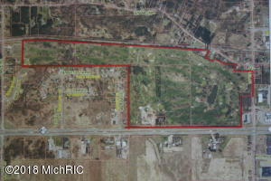 Property for sale at 6320 Alpine Avenue, Comstock Park,  MI 49321