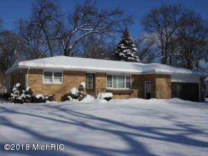 Property for sale at 1636 Kregel Avenue, Muskegon,  MI 49442