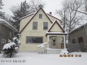 Property for sale at 1268 Boston Street, Grand Rapids,  MI 49507