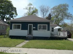 Property for sale at 2109 Hoyt Street, Muskegon Heights,  MI 49444