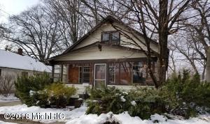 Property for sale at 3017 Sanford Street, Muskegon Heights,  MI 49444