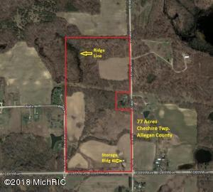Property for sale at 3907 108th Avenue, Allegan,  MI 49010