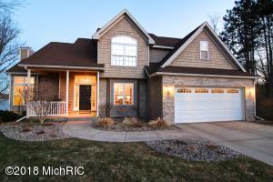 Property for sale at 8646 Macywood Lane, Richland,  MI 49083