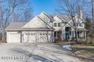 Property for sale at 6551 Hidden Lake Circle, Richland,  MI 49083
