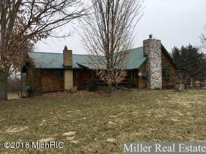 Property for sale at 7580 Usborne Road, Freeport,  MI 49325