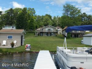 Property for sale at 4911 Lakefront Drive, Delton,  MI 49046