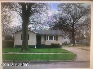 Property for sale at 2517 Reynolds Street, Muskegon Heights,  MI 49444