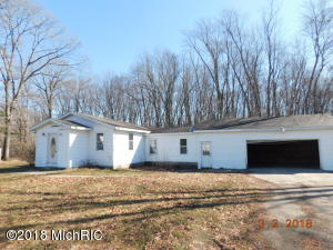Property for sale at 6129 Rook Road, Plainwell,  MI 49080