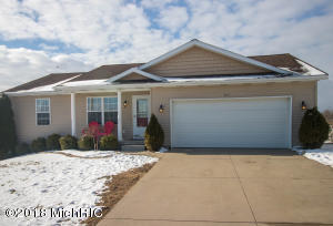 Property for sale at 819 Green Meadows Drive, Middleville,  MI 49333