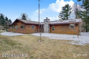Property for sale at 2039 W Duck Lake Road, Whitehall,  MI 49461