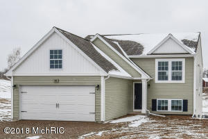 Property for sale at 868 View Pointe Drive, Middleville,  MI 49333
