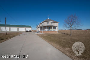 Property for sale at Marne,  MI 49435