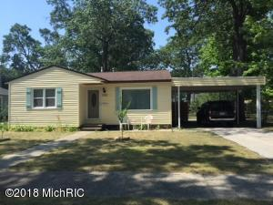 Property for sale at 2118 Mills Avenue, North Muskegon,  MI 49445
