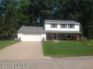 Property for sale at 2458 Hathaway Court, Norton Shores,  MI 49441