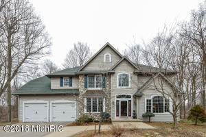 Property for sale at 6581 Riverside Lane, Middleville,  MI 49333