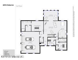 Property for sale at 6816 Osborne Road, Delton,  MI 49046