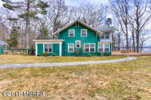 Property for sale at 6834 Old Channel Trail, Montague,  MI 49437