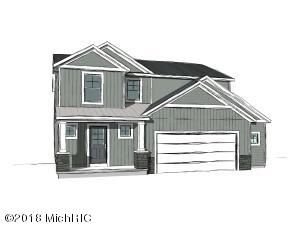 Property for sale at 14669 Arcadia Woods Drive Lot 8, Spring Lake,  MI 49456