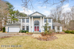 Property for sale at 16096 Delta View Drive, Grand Haven,  MI 49417