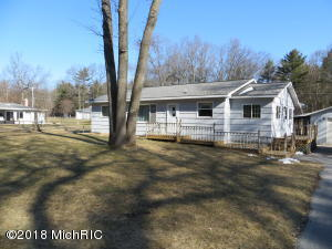 Property for sale at 3440 W Fruitvale Road, Montague,  MI 49437