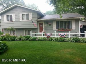 Property for sale at 723 Moulton Avenue, North Muskegon,  MI 49445