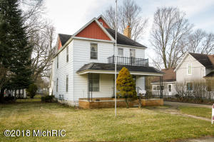 Property for sale at 307 W Orleans Street, Otsego,  MI 49078