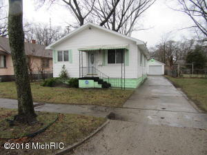 Property for sale at 2833 Waalkes Street, Muskegon Heights,  MI 49444