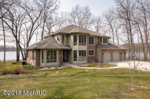 Property for sale at 14120 Peninsula Drive, Galesburg,  MI 49053