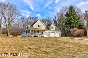 Property for sale at 5476 Olds Lane, Whitehall,  MI 49461
