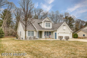 Property for sale at 14879 Woodside Trail, Grand Haven,  MI 49417