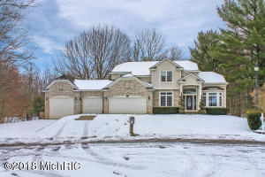 Property for sale at 18558 Woodduck Drive, Spring Lake,  MI 49456