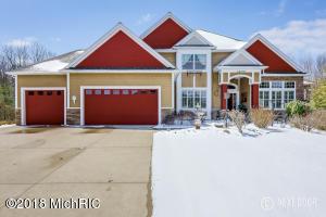 Property for sale at 16715 Pond Creek Court, Spring Lake,  MI 49456